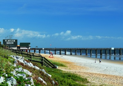 FLAGLER BEACH IS THE GEM ON FLORIDA'S EAST COAST