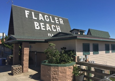 Welcome to Downtown Flagler Beach